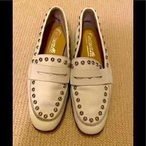 L'Intervalle Leather Loafers
